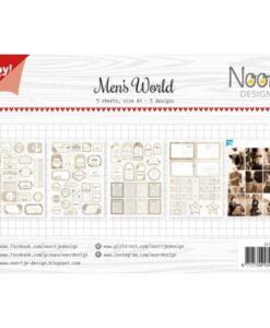 Labelvellen/Knipvel Noor – Men's World