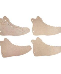 Joy! Crafts - MDF Boekje Sneaker