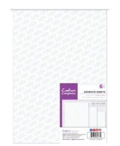 Crafter's Companion - Double Sided Adhesive Sheets