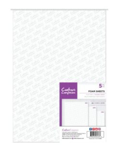 Crafter's Companion - Double Sided Foam Sheets