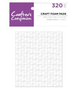 Crafter's Companion - Foam Pads (12x6x3 mm)
