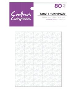 Crafter's Companion - Foam Pads (24x12x3 mm)