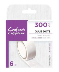 Crafter's Companion - Glue Dots (6mm)
