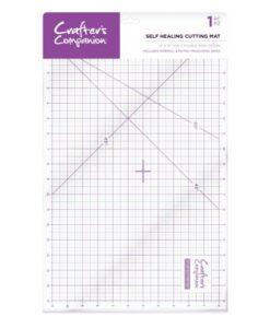 Crafter's Companion Zelf helende snijmat - (30x45 cm)