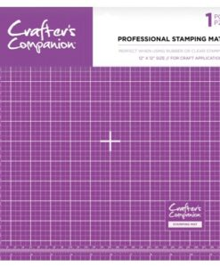Crafter's Companion - Professional Stamping Mat