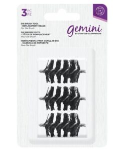 Gemini Die Brush Tool - Replacement Heads