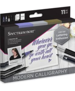 Spectrum Noir Discovery Kit - Modern calligraphy