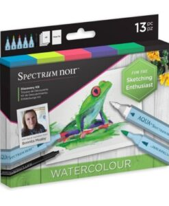 Spectrum Noir Discovery Kit - Watercolour