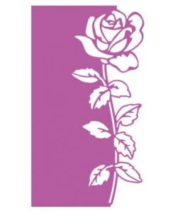 Gemini Edge'ables Die - Elegant Rose