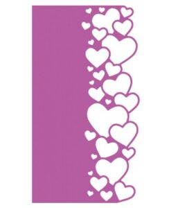 Gemini Edge'ables Die - Heart Confetti