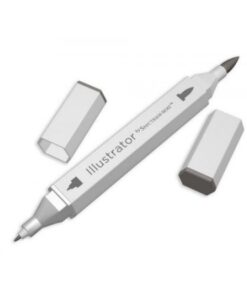 Spectrum Noir Illustrator Marker - BG10 - Brown Grey 10