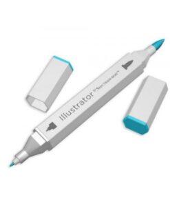 Spectrum Noir Illustrator Marker - BT5 - Blue Turquoise