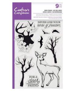 CC - Clearstamp - Deer Friend