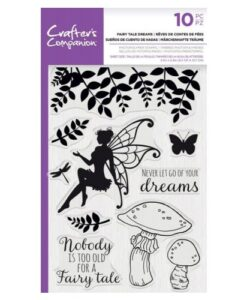 CC - Clearstamp - Fairy Tales Dreams