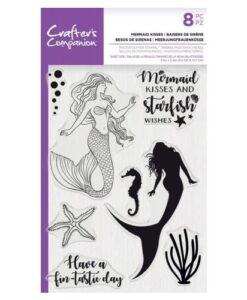 CC - Clearstamp - Mermaid Kisses