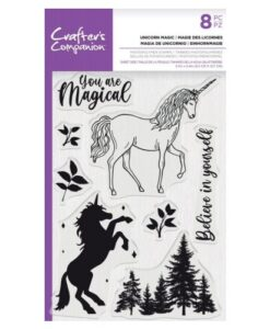 CC - Clearstamp - Unicorn Magic