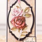 Gemini Elements Die - Classic Rose