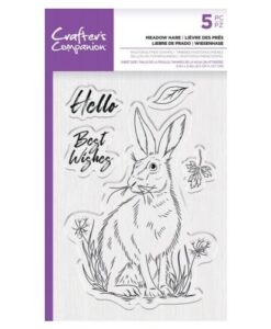 CC - Clearstamp - Meadow Hare