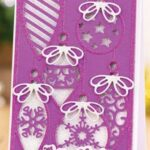Gemini Dubbelzijdige Snijmal – Festive Ornaments