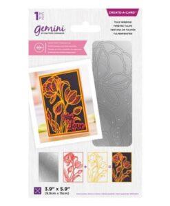 Gemini Dubbelzijdige Snijmal – Tulip Window