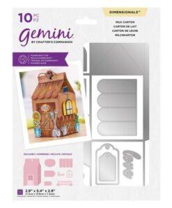 Gemini Dimensional Die - Melkpak