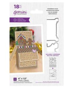 Gemini Stamp & Die - Gingerbread House