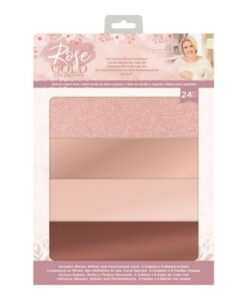 Rose Gold - Luxury Mixed Cardstock