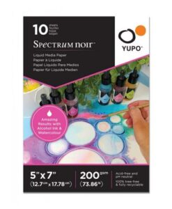 Spectrum Noir - Yupo Liquid Media Paper