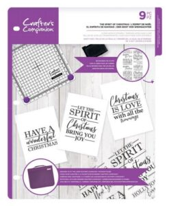CC - Clearstamp - The Spirit of Christmas