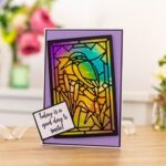 Crafter's Companion - Rectangle Die-Cut Card & Envelop