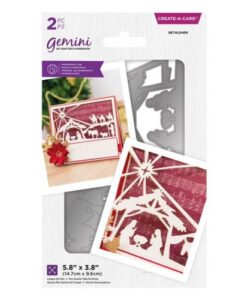Gemini Christmas Create-a-Card – Bethlehem