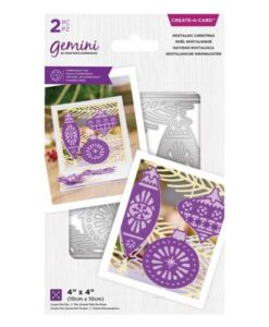 Gemini Christmas Create-a-Card – Nostalgic Christmas