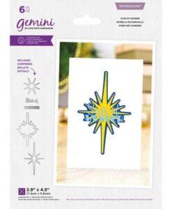 Gemini Expressions Die – Star Of Wonder