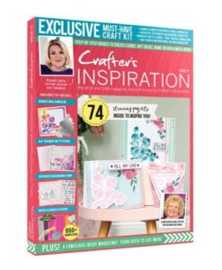 Crafter's Inspiration Magazine – Issue 27