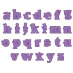 Gemini Expressions Die - Butterfly Alphabet Lowercase Letters