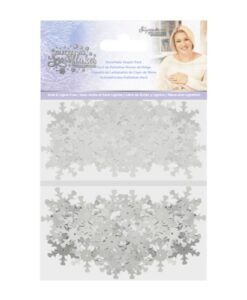 Glittering Snowflakes - Snowflake Sequin