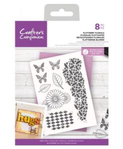 CC – Clearstamp – Flutterby Florals