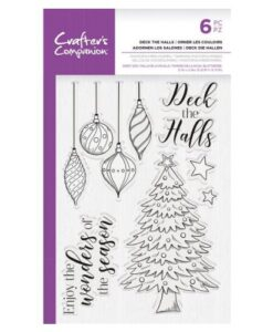 CC – Clearstamp – Deck the Halls
