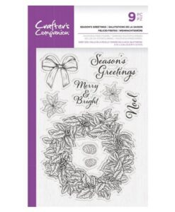 CC – Clearstamp – Season's Greetings