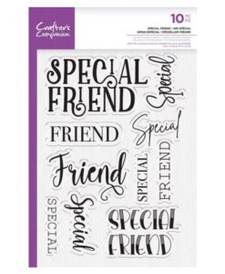 CC – Clearstamp – Special Friend