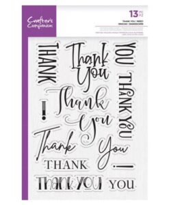 CC – Clearstamp – Thank You