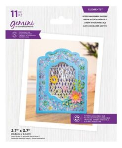 Gemini-Elements Verwisselbare Snijmal - Garden