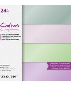 CC- Pearl Pad - Lovely Lilacs 30x30 cm