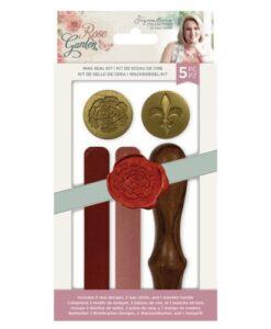 Rose Garden - Wax Seal Kit