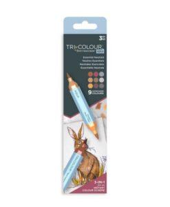 TriColour Aqua Markers - Essential Neutrals