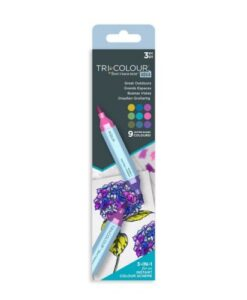 TriColour Aqua Markers - Great Outdoors