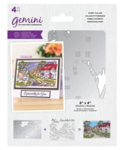 Gemini Stamp & Die - Scenic Village