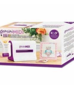 Gemini Midi Handmatige Stans- en Embossing Machine