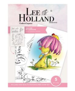 Lee Holland Clearstamp - You Are My Sunshine