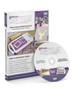 Gemini - Foilpress - Education & Inspiration DVD